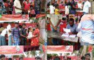 உறுப்பினர் சேர்க்கை முகாம் மற்றும் மரக்கன்று வழங்கும் விழா