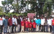 கொடியேற்றும் நிகழ்வு-கலசபாக்கம் தொகுதி|ஜவ்வாது மலை