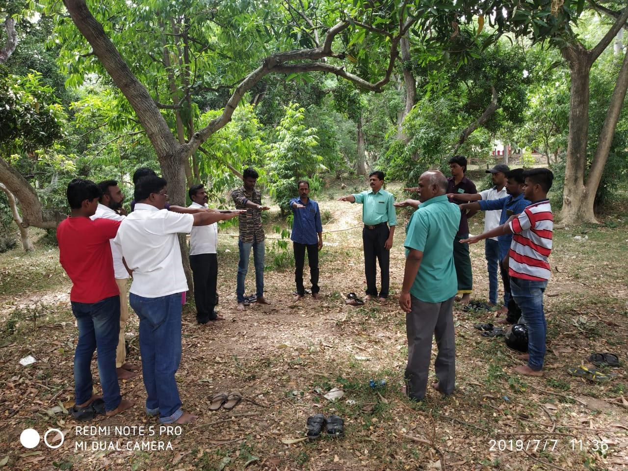 கலந்தாய்வு கூட்டம்-தேனி மாவட்டம் பெரியகுளம்