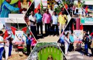 காமராசர் புகழ் வணக்க நிகழ்வு/மாலை அணிவிப்பு/குமாரபாளயம்