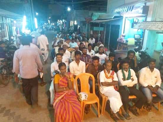 காமராசர் பிறந்த நாள் பொதுக்கூட்டம்/ கடையநல்லூர் தொகுதி