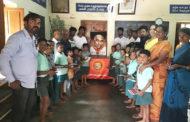 காமராசர் பிறந்த நாள் -பள்ளி குழந்தைகளுக்கு நோட்டு புத்தகம் வழங்கும் விழா