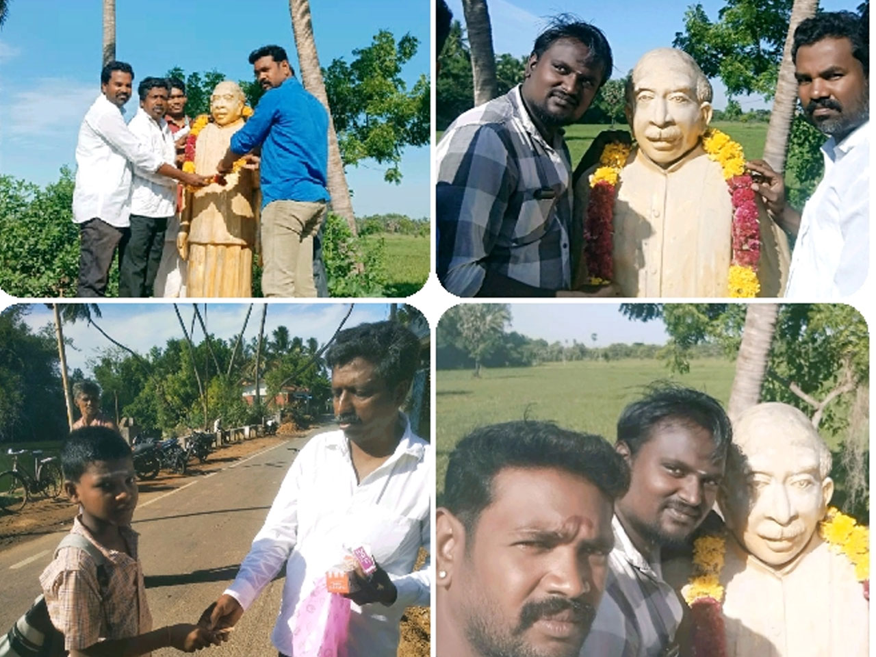 காமராசர் புகழ் வணக்கம்-திருவிடைமருதூர் சட்டமன்றத் தொகுதி
