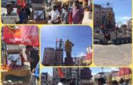 காமராசர் - புகழ் வணக்க நிகழ்வு-உடுமலை-மடத்துக்குளம்