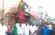 காமராசர் பிறந்த நாள்-புகழ் வணக்க நிகழ்வு-வேலூர் தொகுதி