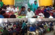 வேலூர் நாடாளுமன்றத் தொகுதி அனைத்துநிலைப் பொறுப்பாளர்களுடன் மாநிலக் கட்டமைப்புக் குழுவினர் கலந்தாய்வு