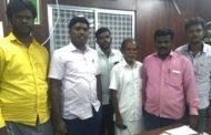 குளம் எரி தூர்வார மனு-கடையநல்லூர் தொகுதி