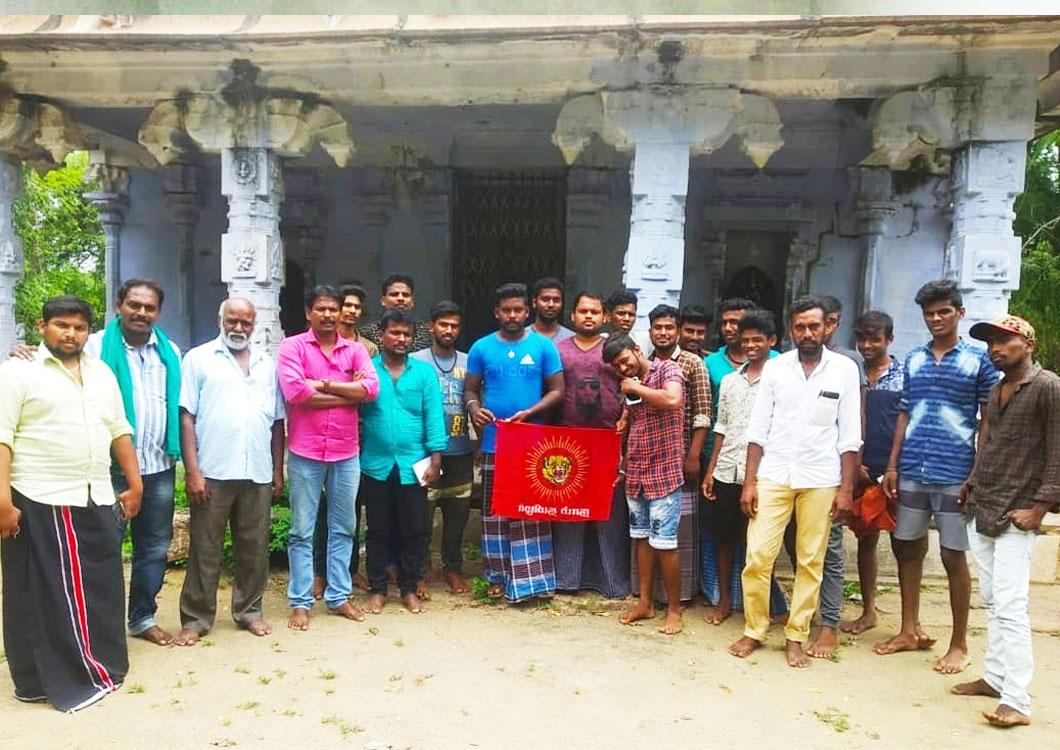 கலந்தாய்வு கூட்டம் /கெங்குவார்பட்டி பேரூர்-தேனி -பெரியகுளம்