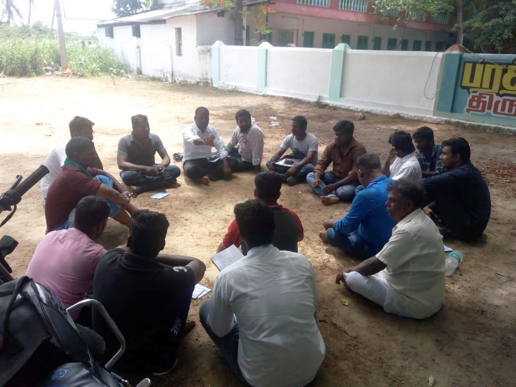 கலந்தாய்வு கூட்டம்-வந்தவாசி சட்டமன்றத் தொகுதி