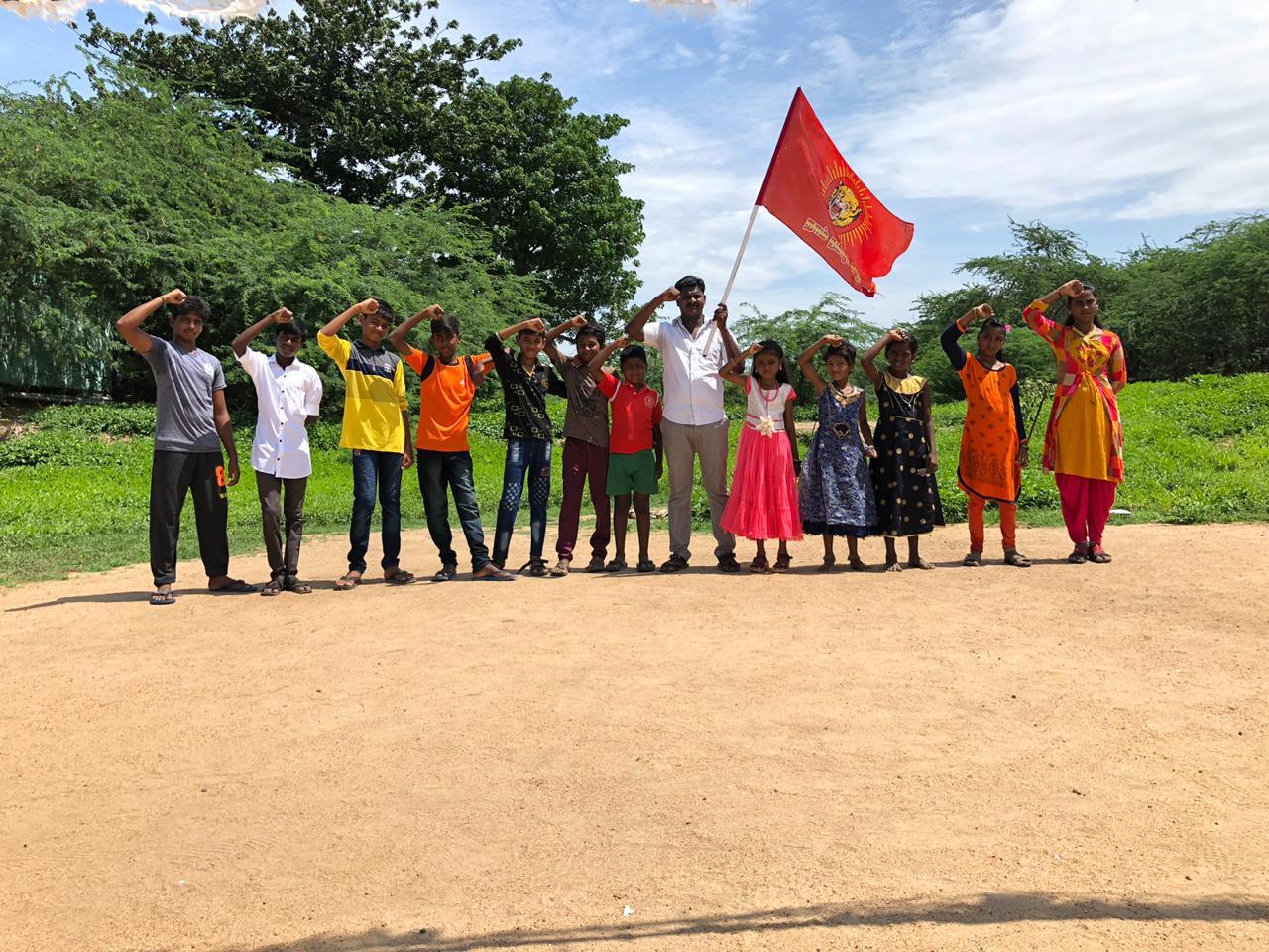பனை விதை நடும் திருவிழா-திருவள்ளூர் சட்டமன்றத் தொகுதி
