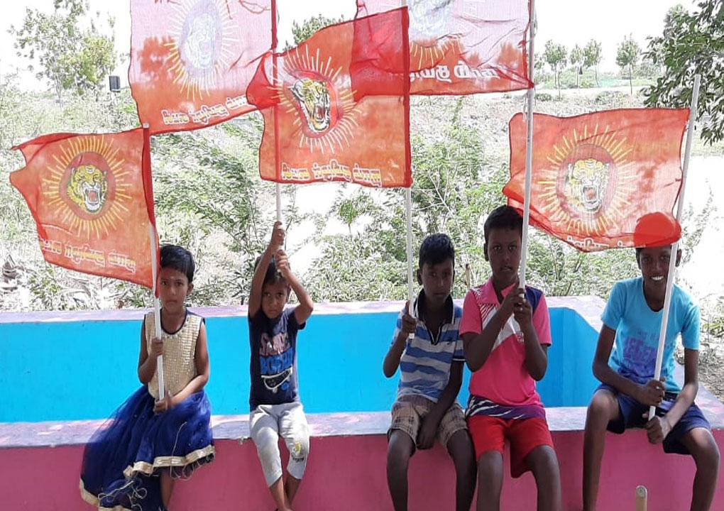 பனை விதை நடும் திருவிழா - விளாத்திகுளம் தொகுதி