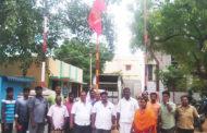 கொடியேற்றும் நிகழ்வு-இராதாபுரம் தொகுதி