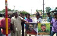 கொடியேற்றும் நிகழ்வு-வேடசந்தூர் தொகுதி