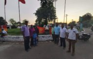 பெருந்தலைவர் காமராசரின் நினைவு நாள் மலர் வணக்க நிகழ்வு