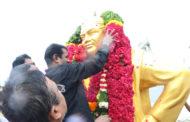 பசும்பொன் முத்துராமலிங்கத்தேவர் 56ஆம் ஆண்டு நினைவுநாள் – மலர்வணக்க நிகழ்வு