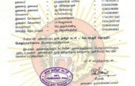 தலைமை அறிவிப்பு: வேடசந்தூர் தொகுதிப் பொறுப்பாளர்கள் நியமனம் - 2019