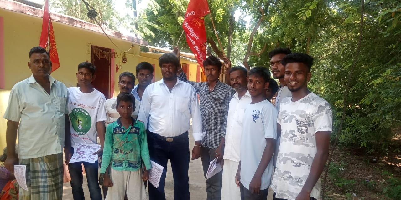 உறுப்பினர் சேர்க்கை முகாம்-சோளிங்கர் சட்டமன்ற தொகுதி
