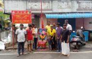 மாவீரன் வீரப்பன் வீரவணக்க நிகழ்வு-பெரம்பூர் தொகுதி