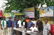 உறுப்பினர் சேர்க்கை முகாம்-நிலவேம்பு கசாயம்-பல்லடம்