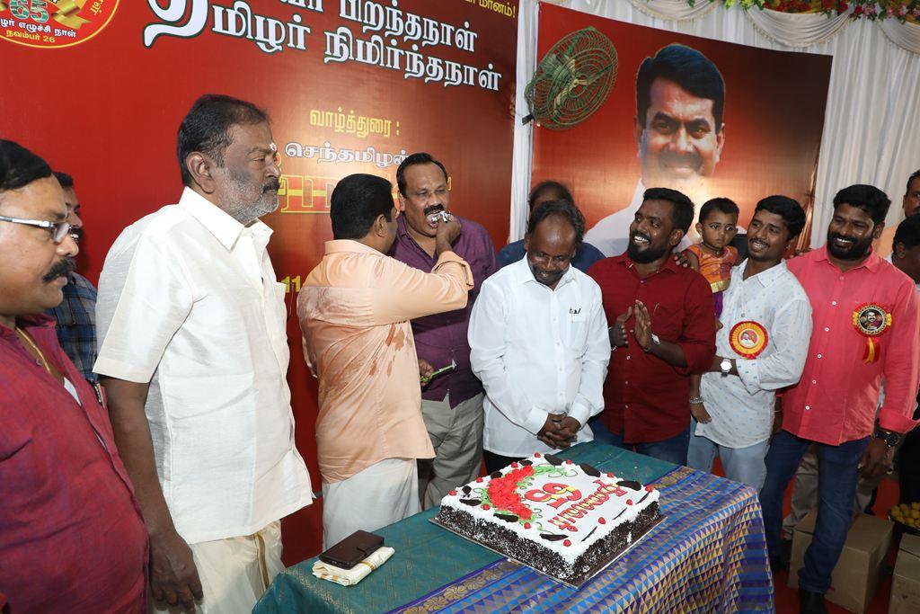 Tamil-Leader-Prabhakaran-Birthday-65-Celebration-Naam-Tamilar-Katchi-Seeman-Chennai-Porur-23