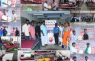 தேசிய தலைவர் பிறந்தநாள் விழா:குருதிக்கொடை முகாம்
