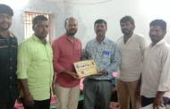 தலைவர் பிறந்த நாள் விழா: தொழிற்சங்கம் சார்பாக இரத்த தானம்