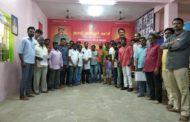 உள்ளாட்சி தேர்தல் குறித்த கலந்தாய்வு:பல்லாவரம்
