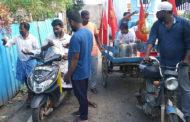 நிலவேம்பு கசாயம் வீடு வீடாக சென்று வழங்கினர்-அம்பத்தூர் தொகுதி
