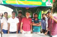 உறுப்பினர் சேர்க்கை முகாம்-நிலவேம்பு கசாயம் வழங்கும் நிகழ்வு