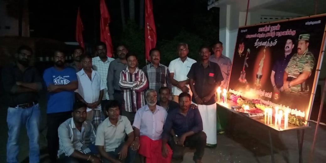 மாவீரர் நாள் வீரவணக்க நிகழ்வு-மாதவரம் தொகுதி
