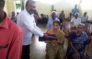 தலைவர் பிறந்த நாள் விழா :குருதி கொடை முகாம்