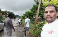 சாலை சீரமைப்பு :திருப்பெரும்புதூர் சட்ட மன்ற தொகுதி
