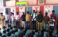 தலைவர் பிறந்த நாள் விழா :கரூர்