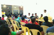 உள்ளாட்சித் தேர்தலுக்கான சிறப்பு கலந்தாய்வு கூட்டம்:மேட்டூர்