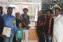 தமிழ்தேசிய தலைவர் பிறந்த நாள் விழா:ஆண்டிப்பட்டி