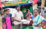 நிலவேம்பு கசாயம் வழங்கும் நிகழ்வு :புதுச்சேரி