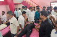 தலைவர் பிறந்த  நாள் விழா : (திருவிடைமருதூர், கும்பகோணம்)