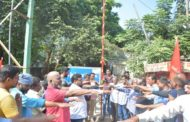 கொடியேற்றம் உறுப்பினர் சேர்க்கை முகாம்-கொளத்தூர்