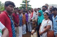 கொடியேற்றும் விழா -சங்கராபுரம்