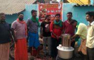 நிலவேம்புகசாயம் வழங்கும் நிகழ்வு-சிவகாசி சட்டமன்றத் தொகுதி