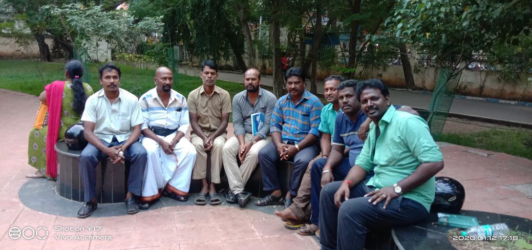 சென்னை மாநகர போக்குவரத்து தொழிற்சங்கம் கலந்தாய்வு