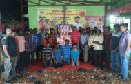 மொழிப்போர் ஈகியர்கள் வீரவணக்க நிகழ்வு - கொளத்தூர் தொகுதி