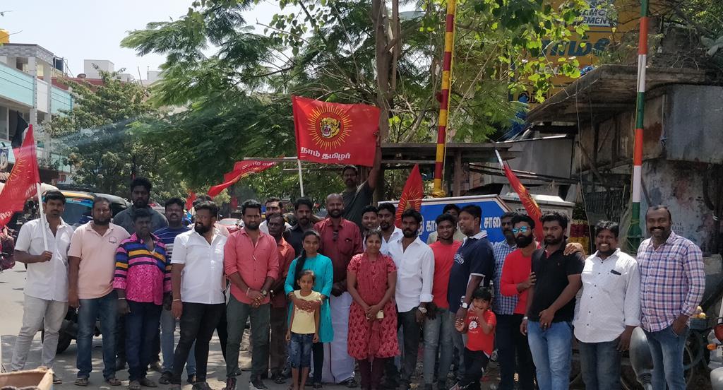 உறுப்பினர் சேர்க்கை முகாம்-கொடியேற்றும் விழா-கொளத்தூர்