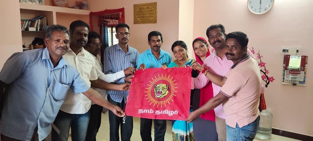 கலந்தாய்வு கூட்டம்- புதுச்சேரி இந்திராநகர் சட்டமன்றத் தொகுதி