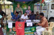 உறுப்பினர் சேர்க்கை முகாம்-நீர்மோர் வழங்கும் நிகழ்வு-பல்லடம் சட்டமன்றத் தொகுதி