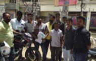 கொரோனா வைரஸ் பற்றிய விழிப்புணர்வு துண்டறிக்கை-ஆரணி சட்டமன்றத் தொகுதி