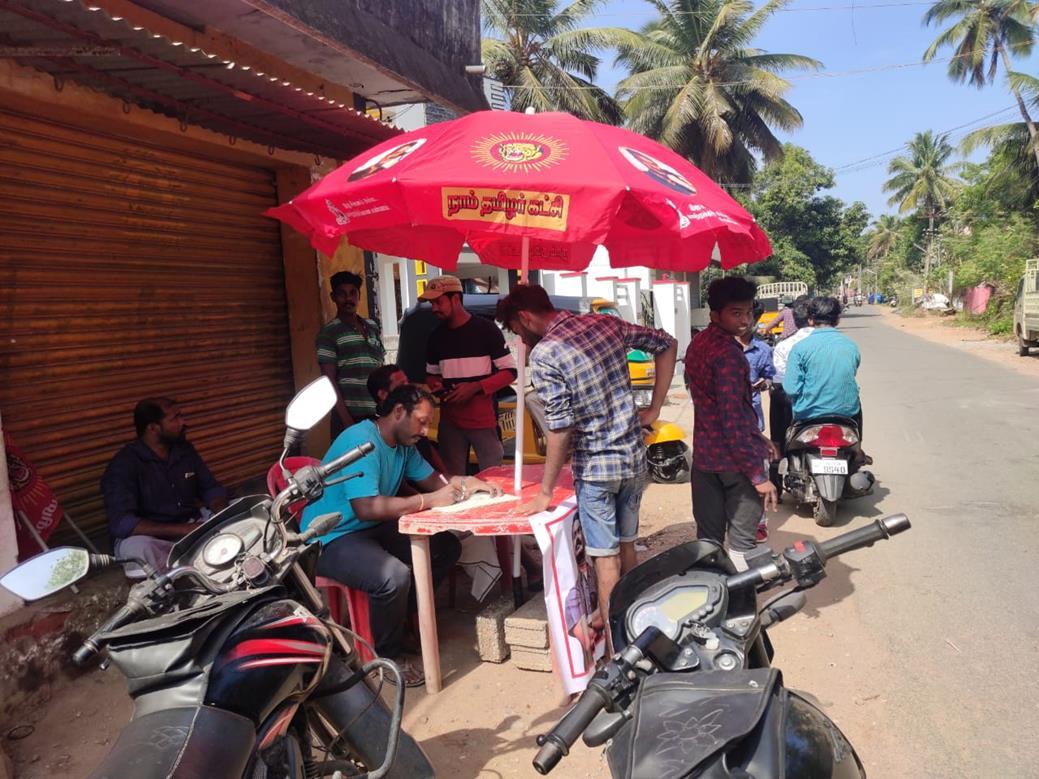 உறுப்பினர் சேர்க்கை முகாம் -குளச்சல் தொகுதி