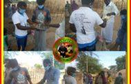 கொரோனா நோய் தடுப்பு நடவடிக்கையாக கபசுர குடிநீர் வழங்குதல்-அறந்தாங்கி