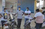 கொரோனா நோய் தடுப்பு நடவடிக்கையாக கபசுர குடிநீர் வழங்குதல்- திருப்பூர்