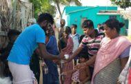 உணவின்றி தவிப்பவர்களுக்கு உணவு வழங்கும் நிகழ்வு-ராதாபுரம் தொகுதி